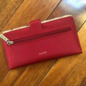 Handbags - Red Wallet